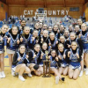 Estill cheerleading train rolling on to state competition