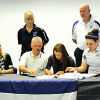 Two Estill Seniors sign to play for colleges