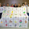 Help support Grandparents United and win a beautiful quilt