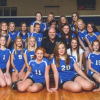 ECHS Volleyball team has banquet, names awards