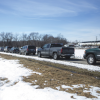 Frozen: Pipe, traffic and business flow slowed by coldest weather in decades