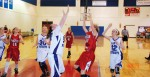 Estill Middle girls basketball team ends season with loss to Powell