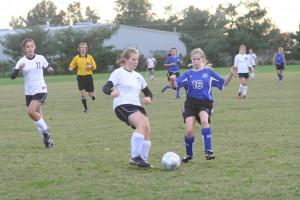 Estill Girls' Soccer Team's season is over