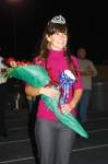 Homecoming Queen 2009 Chelsea Bicknell