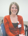 Laura Dennis to serve as dietician at Marcum & Wallace Memorial Hospital