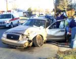 Estill jailer injured in Powell County wreck