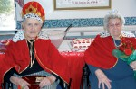 Irvine Health and Rehab Valentine King and Queen crowned