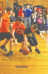 Elementary basketball season ends with tourney
