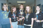 Estill Middle FPS places third in governor's cup