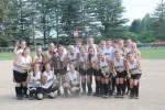 ECHS Girls Softball wins district