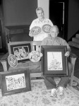 Local artist displays work around community, seeks more interest