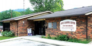 The Estill County Adult Education Center was broken into over the Fourth of July weekend. A computer, document writer and jar of money were stolen.