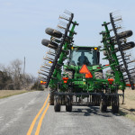Motorist alert: Number of slow-moving vehicles on rural roadways increases during fall harvest