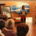 Estill Arts Council hosts art show and tell