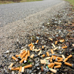 No butts about it, small litter creates big problems greatest source of litter