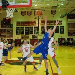 Engineers fall short in District Championship