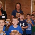 Marcum and Wallace hosts Teddy Bear fair for Estill Springs