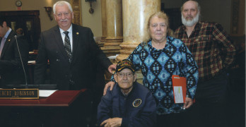 Jacob Westra, 97, recalls WWII, CCC camp