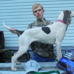 Local hunter making a name for himself and his dog