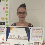 Burke wins obesity awareness poster contest