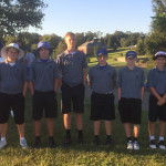 Middle School golf teams excel in Danville tourney