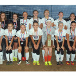 Lady Engineers capture District Title
