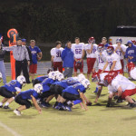 Football team demolishes Jackson County, advances in playoffs