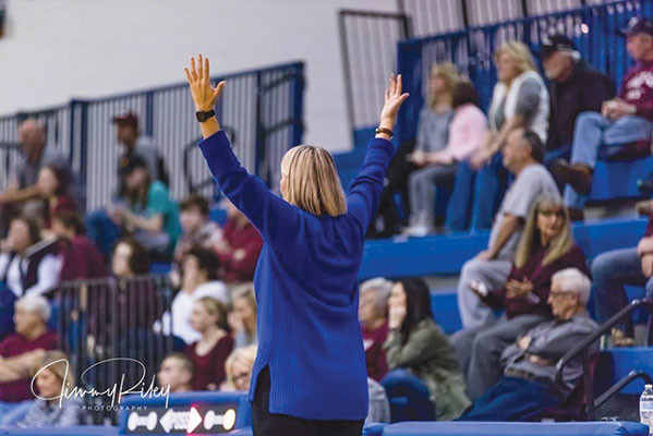 edit-Coach-Ruth-Hughes-praising-one-the-officials-good-calls-in-the-Owsley-County-Game-Pic