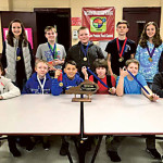 Estill Middle school team owns Governor's Cup competition