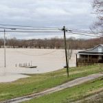 Top ten flood creates lots of 'lakefront' property in Estill County