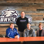 Caleb Bonny signs with Asbury College