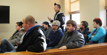 Fiscal court reaffirms Mt. Springs Rd., jailer asks for raises for his employees