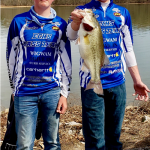ECHS Bass Fishing team reels them in