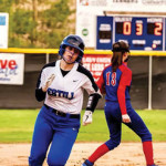 Softball Engineers opens district play by skinning Bobcats