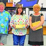 School board recognizes retirees