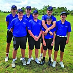 Golf team wins in Letcher County